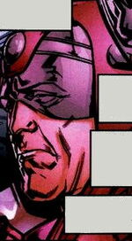 Nathaniel Richards (Scarlet Centurion) (Earth-9997) Universe X Vol 1 9