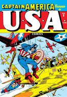 U.S.A. Comics Vol 1 8