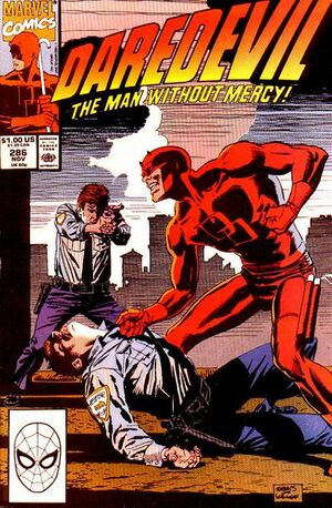 Daredevil Vol 1 286