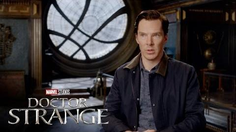 Inside the Magic - Marvel's Doctor Strange - Featurette 1