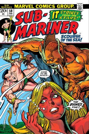 Sub-Mariner Vol 1 58