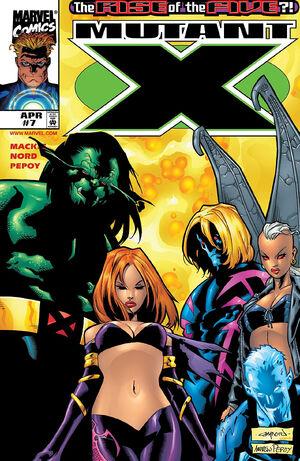 Mutant X Vol 1 7