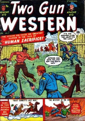 Two Gun Western Vol 1 7