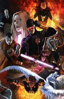 X-Men Vol 3 3 Textless Djurdjevic Variant