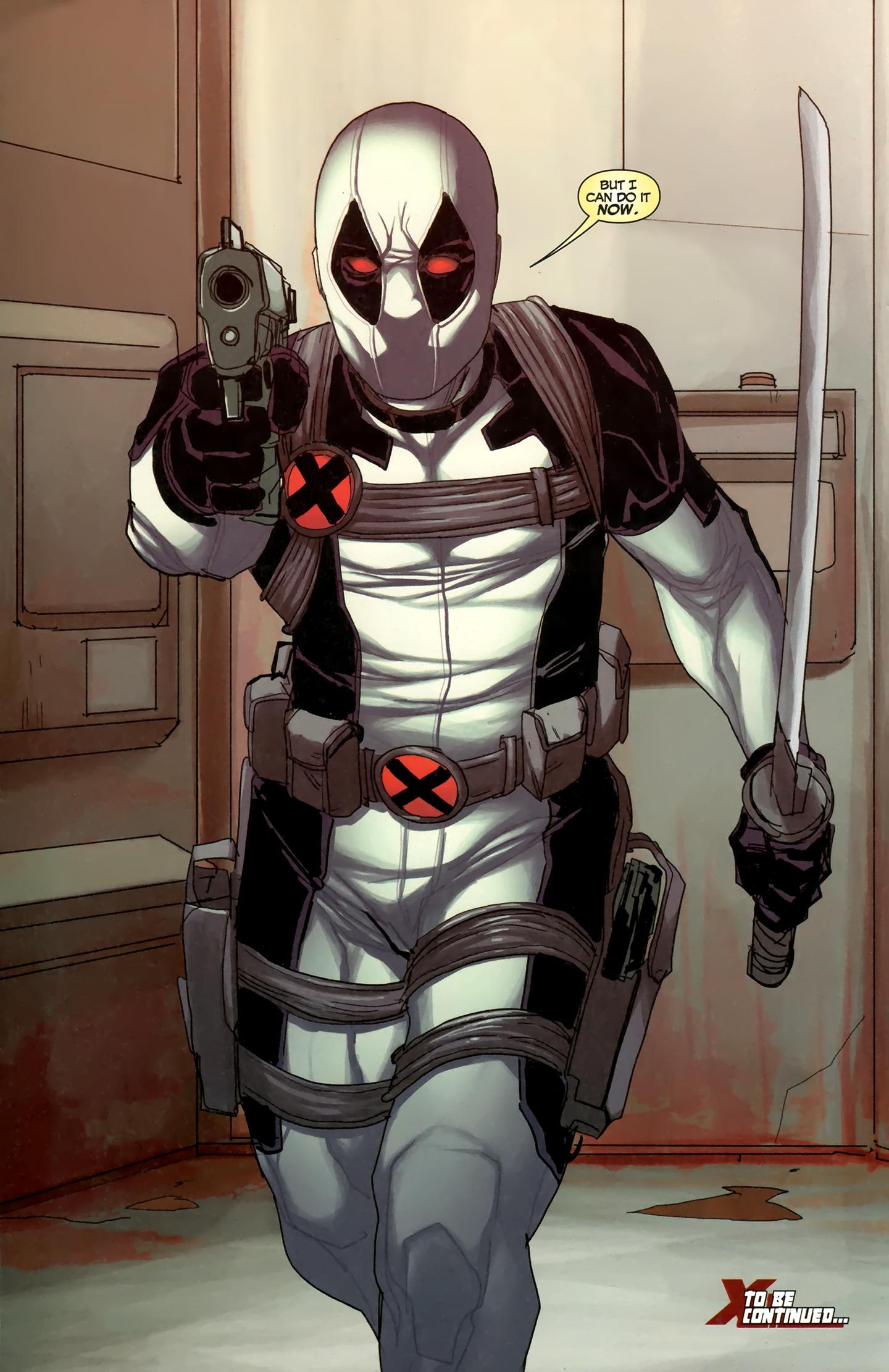 X Force Deadpool Image - Deadpool (Wade...