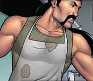 John Greycrow (Earth-616) from X-Men Divided We Stand Vol 1 1 001