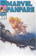 Marvel Fanfare Vol 1 59