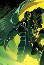 Warren Worthington III (Earth-11045) from Uncanny X-Force Vol 1 6 0001