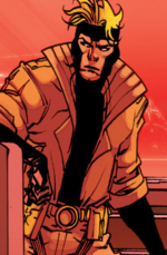 Alexander Summers (Earth-24021) from X-Tinction Agenda Vol 1 1 002