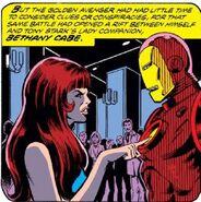 Bethany Cabe (Earth-616)- Iron Man Vol 1 126 001