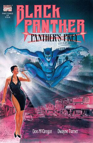 Black Panther Panther's Prey Vol 1 3