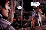 Ashley G. Williams (Earth-2149) and Ashley J. Williams (Earth-818793) from Marvel Zombies Vs. Army of Darkness Vol 1 3 0001