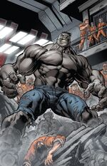 Bruce Banner (Ultimate) (Earth-61610) from Ultimate End Vol 1 2 001