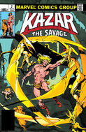 Ka-Zar the Savage Vol 1 2