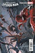 Amazing Spider-Man Vol 3 14 Dell'Otto Variant