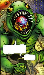Rommbu (Earth-20051) Marvel Adventures The Avengers Vol 1 9