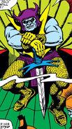 Attuma (Earth-616) third armor from Tales to Astonish Vol 1 88