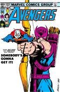 Avengers Vol 1 223