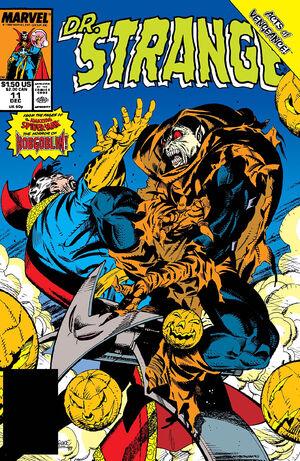Doctor Strange, Sorcerer Supreme Vol 1 11