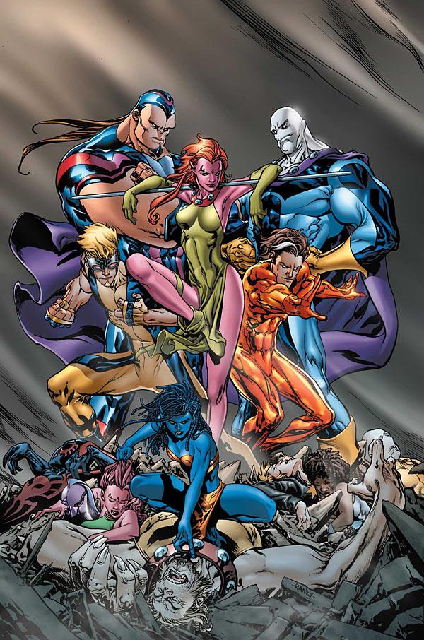 Exiles   Marvel Database   Fan...