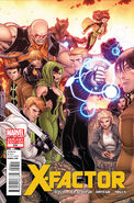 X-Factor Vol 1 230 Nick Bradshaw Variant