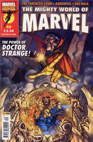 Mighty World of Marvel Vol 3 40