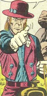 Sam Scorpio (Earth-616) from Kid Colt Outlaw Vol 1 115 0001
