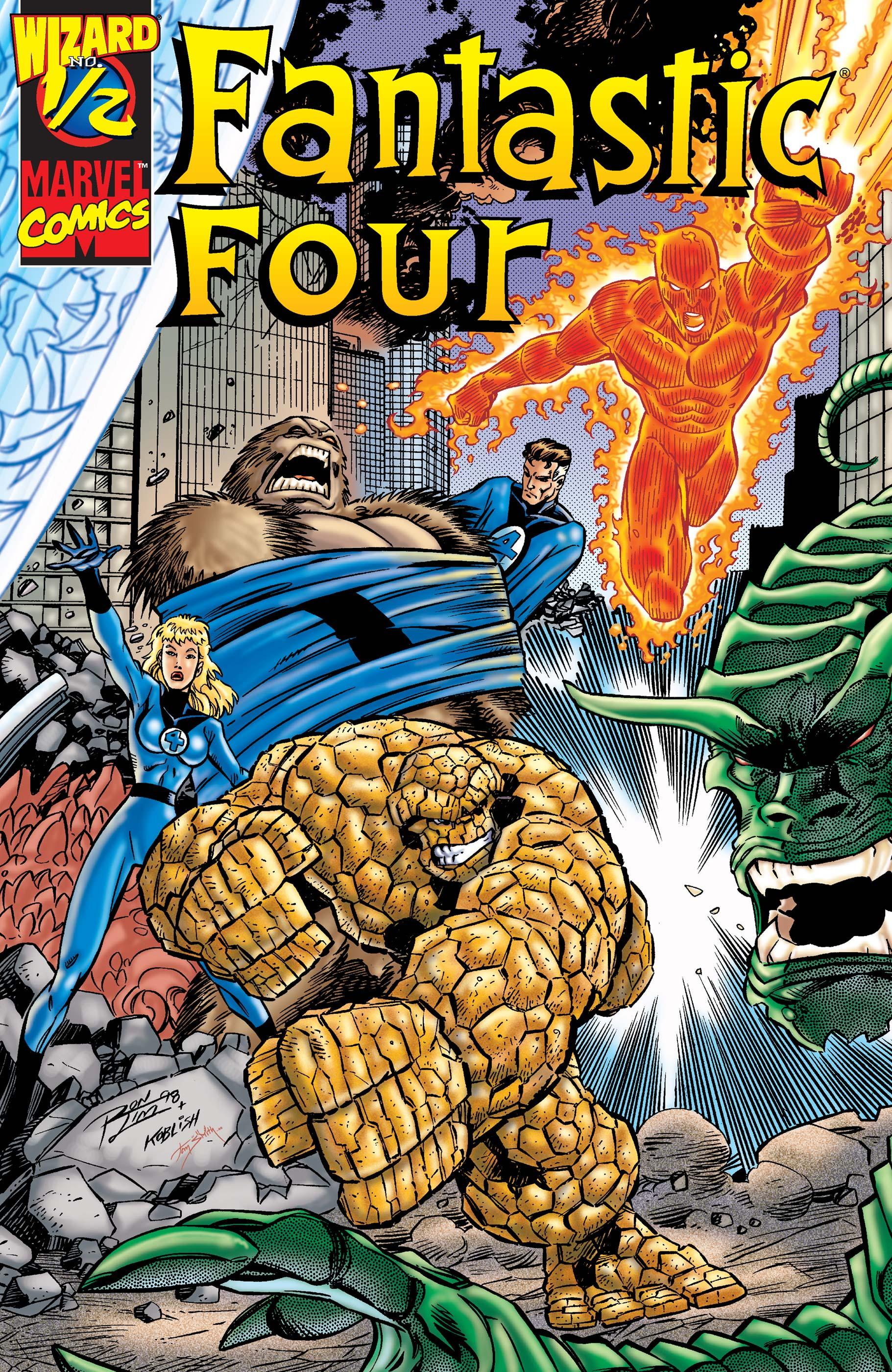 fantastic four vol 3 marvel database fandom powered by