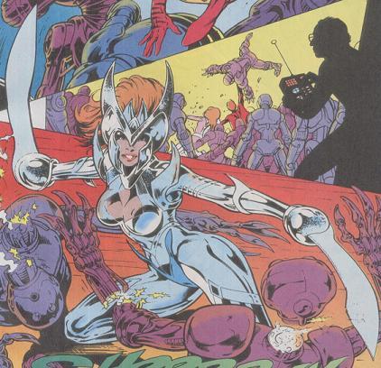 Samantha Destine (Earth-616) | Marvel Database | FANDOM ...