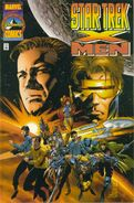 Star Trek X-Men Vol 1 1