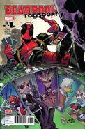 Deadpool Too Soon? Vol 1 1