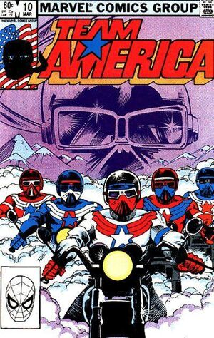 Team America Vol 1 10