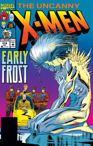 Uncanny X-Men Vol 1 314