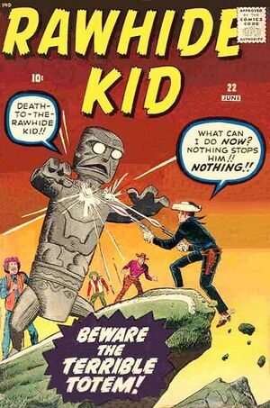 Rawhide Kid Vol 1 22