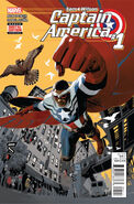 Captain America Sam Wilson Vol 1 1
