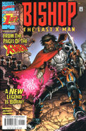 Bishop the Last X-Man Vol 1 1