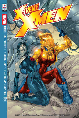 X-Treme X-Men Vol 1 9