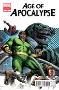 Age of Apocalypse Vol 1 4 Variant
