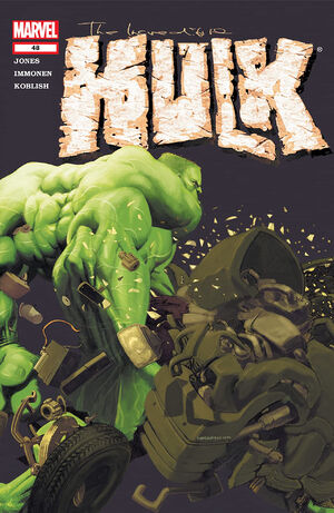 Incredible Hulk Vol 2 48