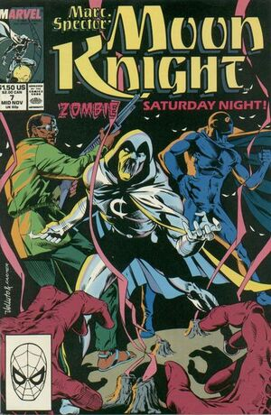 Marc Spector Moon Knight Vol 1 7