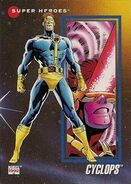 Scott Summers (Earth-616) from Marvel Universe Cards Series III 0001