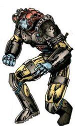 Black Brigade (Earth-616) from Iron Manual Mark 3 Vol 1 1 001