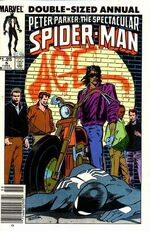 Peter Parker The Spectacular Spider-Man Annual Vol 1 5