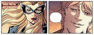 Barbara Morse (Earth-616) & Clinton Barton (Earth-616) from Dark Reign New Nation Vol 1 1 0001
