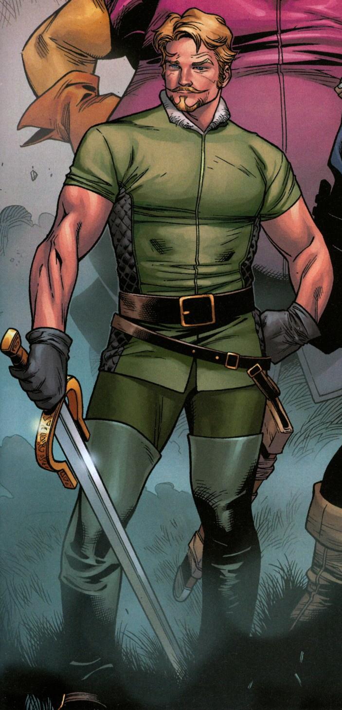 Fandral the Dashing - Marvel Comics - Warriors Three - Thor ...