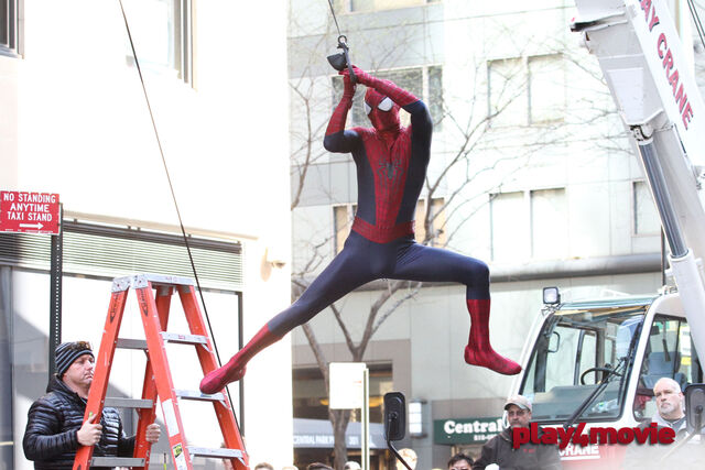 File:On the set of The Amazing Spider-Man 2 029.jpg