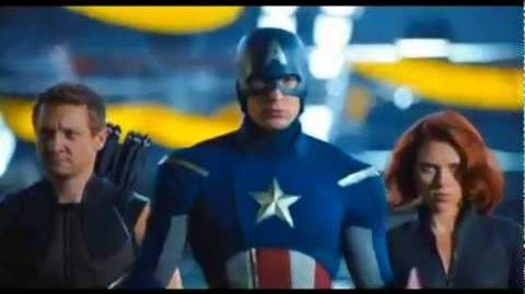 THE AVENGERS - Extended 'Captain America' TV Spot (SD)