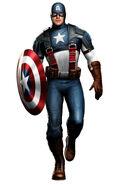 Captain America promoart