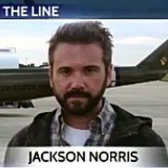 Photo of reporter Jackson Norris
