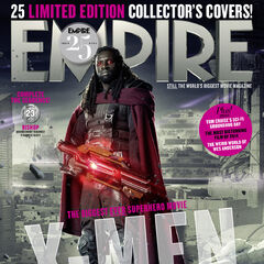 Bishop on the cover of <i>Empire</i>.